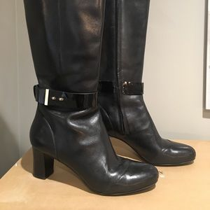 Cole Haan Tall Boots Black